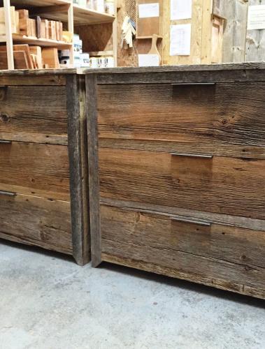 Ali's Barn Board Dresser